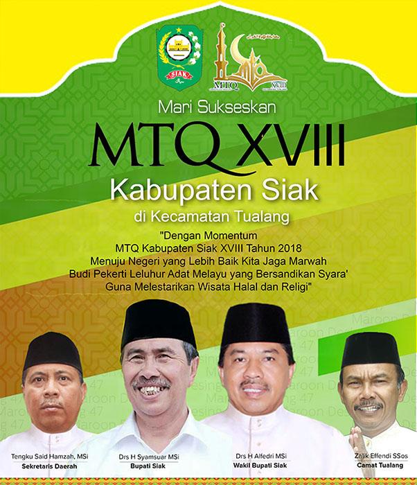 MTQ Kab. Siak