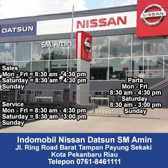 Nissan SM Amin
