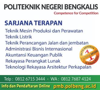 PMB Politeknik Bengkalis