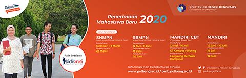 Politeknik Bengkalis PMB 2020