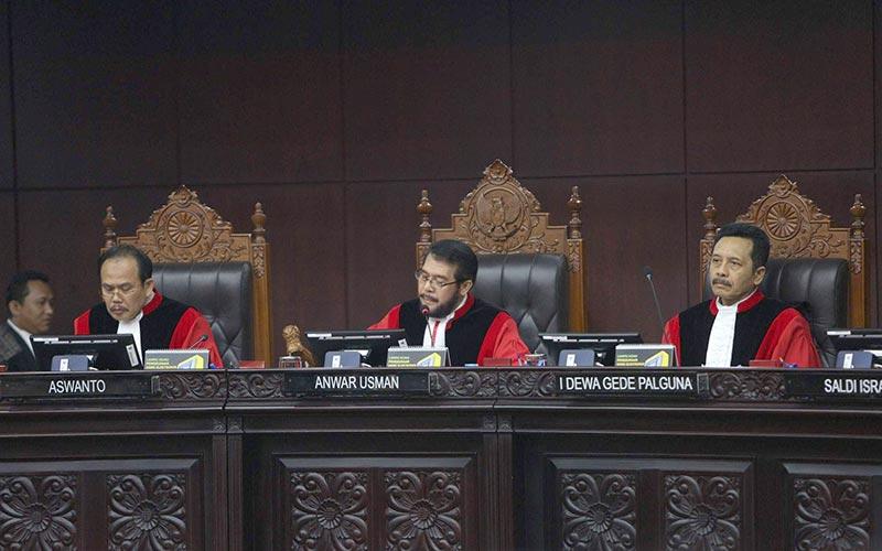Koalisi Indonesia Adil dan Makmur Resmi Bubar