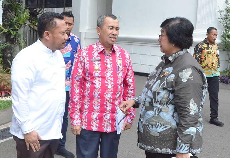 Presiden Jokowi Putuskan 2.800 Ha Lahan PTPN V Diserahkan ke Masyarakat