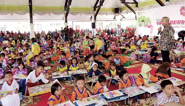 Strategi Gubri Wujudkan Riau Provinsi Layak Anak