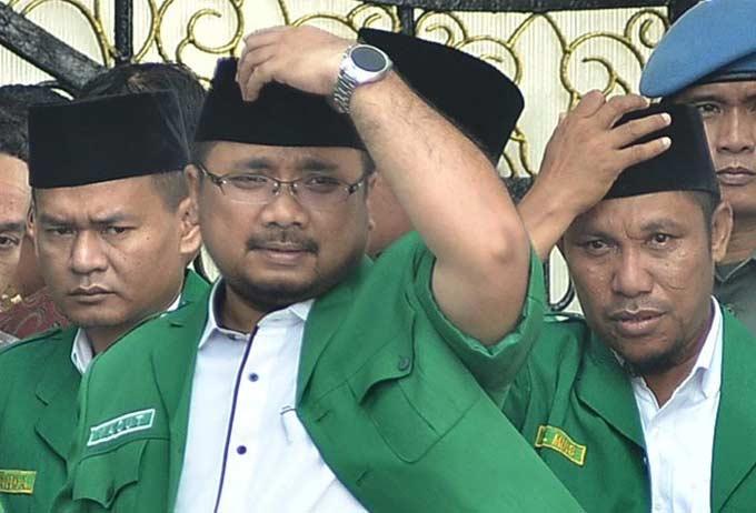 GP Ansor: Kelompok Radikal Terkonsolidasi di Riau