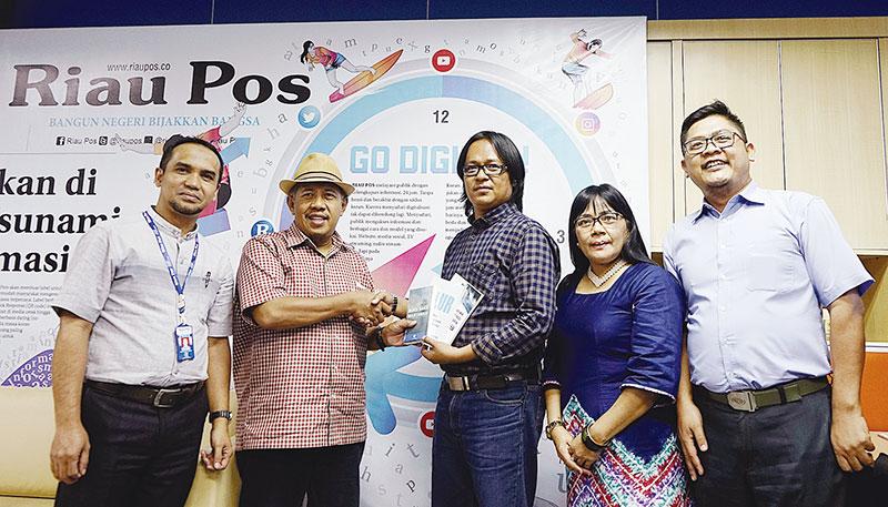 Verifikasi Faktual, Dewan Pers Tak Ragukan Kelayakan RiauPos.co