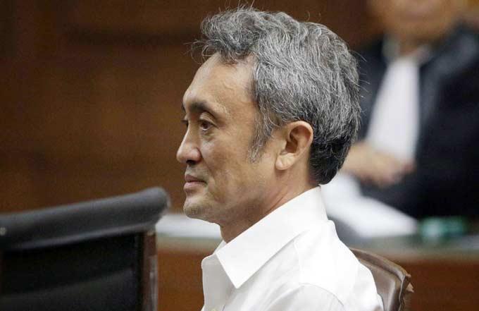 Beber Peran Mantan Bos Lippo Group Ungkap Korupsi Sistem Peradilan