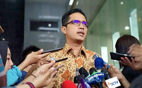 KPK Klarifikasi Keterangan Saksi