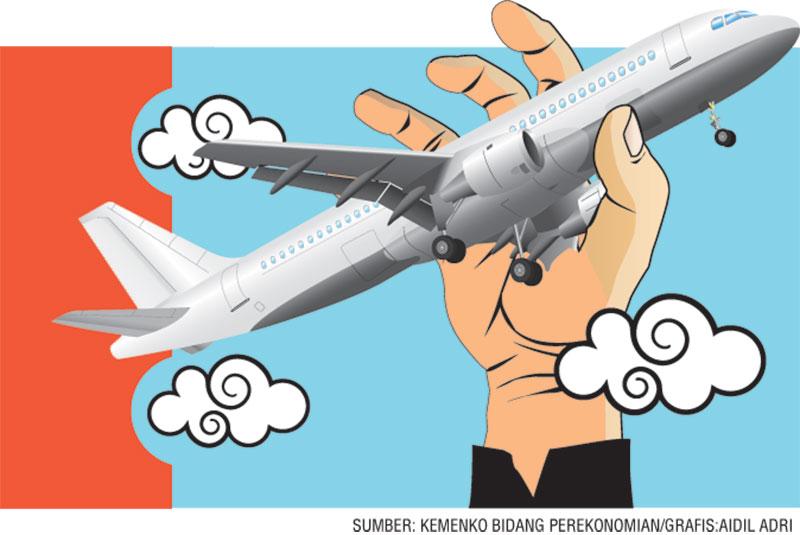 Tiket Pesawat Murah Berlaku 11 Juli