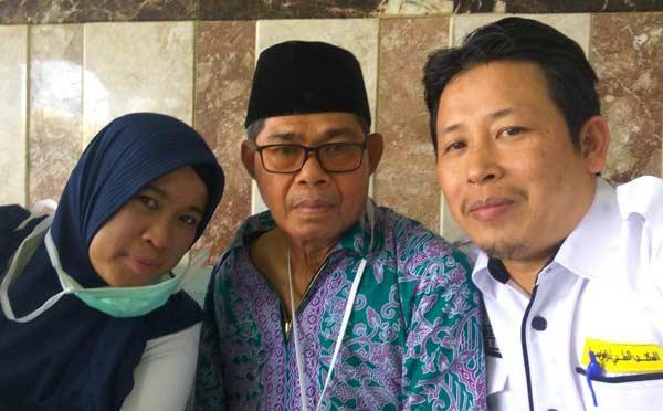 Jatuh di Kamar Mandi, Satu JCH Riau Cedera