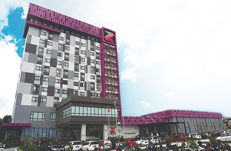Hotel Tertinggi di Dumai, Milenial dan Modern