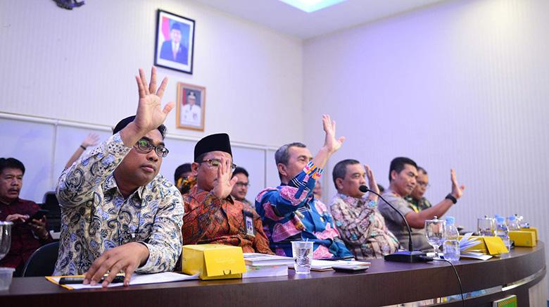 Partisipasi Pemilih Riau Capai 80 Persen