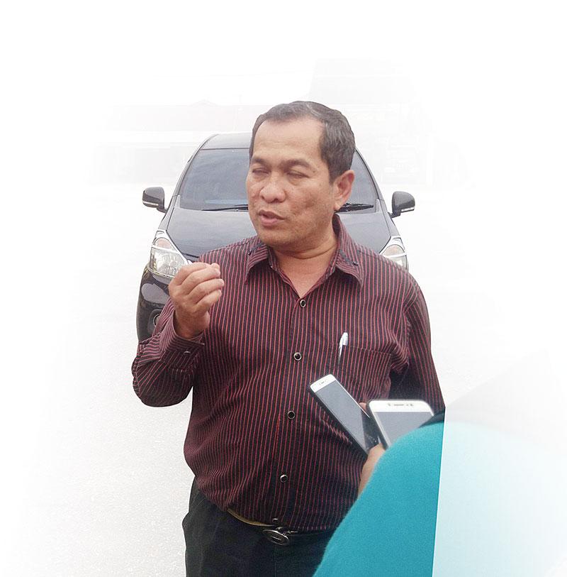 Mantan Pimpinan DPRD Kampar Diperiksa KPK