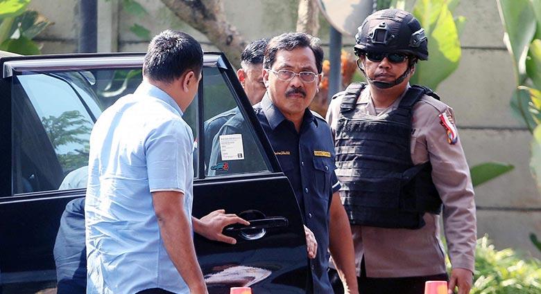 Gubernur Kepri Tersangka 2 Kasus