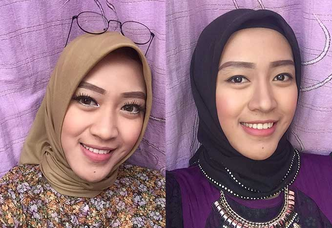 Daily Make Up, Bangkitkan Percaya Diri