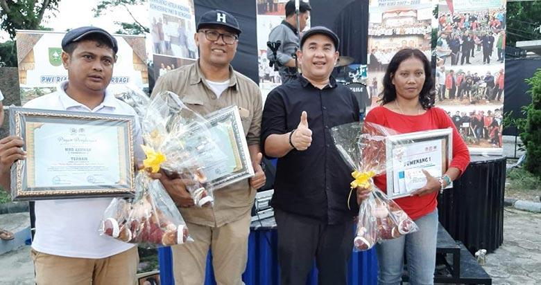 Riau Pos Mendominasi Juara LKJ KLHK