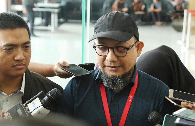 Aktor Intelektual Masih Spekulasi