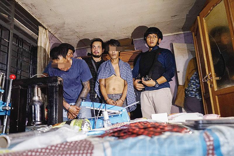 Peredaran Narkoba di Riau Masih Tinggi