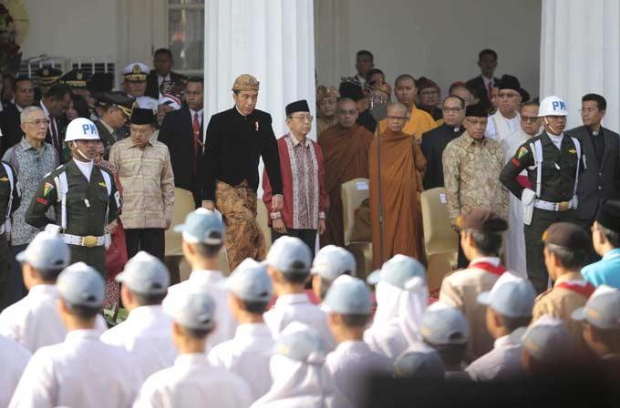 Momen Perekat Persatuan di Tahun Politik