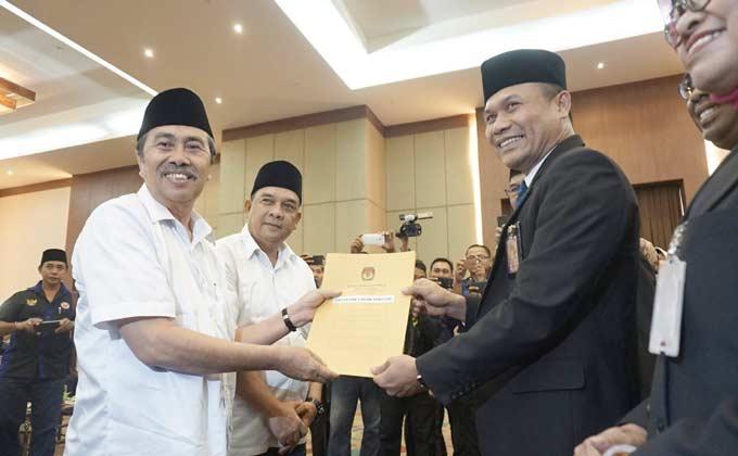 Syamsuar-Edy Siap Wujudkan Riau Lebih Baik