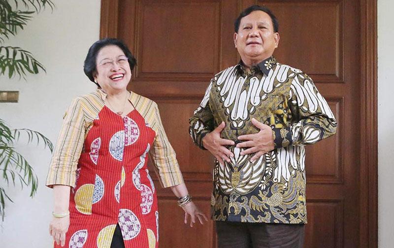 Nasi Goreng Megawati Dipuji Prabowo
