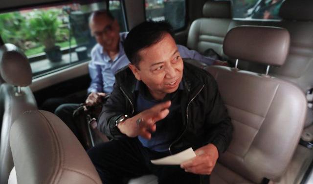 Setnov Harus Ditempatkan di Nusakambangan