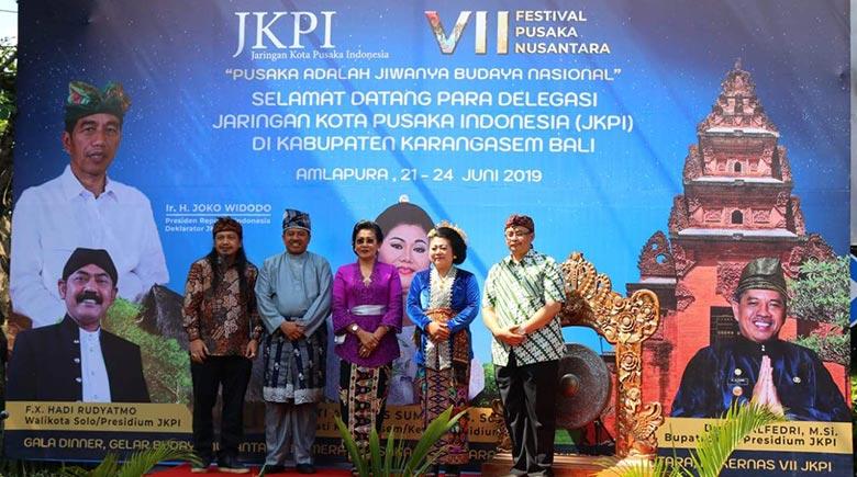 Promosikan Siak di Bali, Tuan Rumah Apresiasi Alfedri