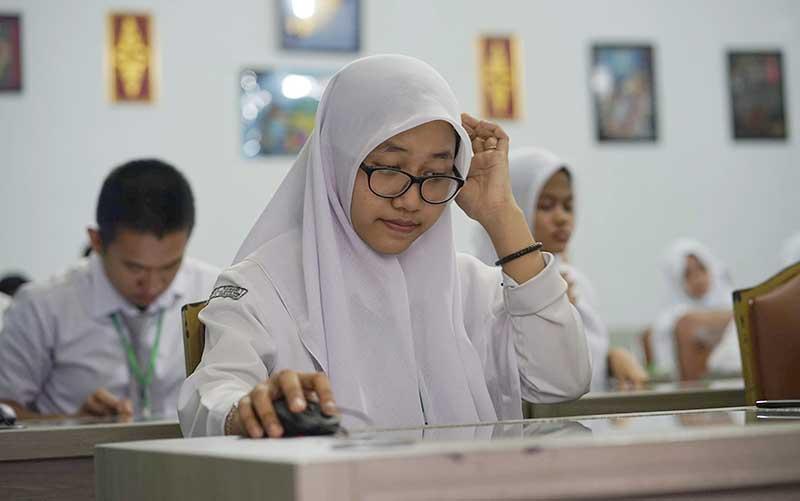 Siswa Riau Diminta Tidak Cemas