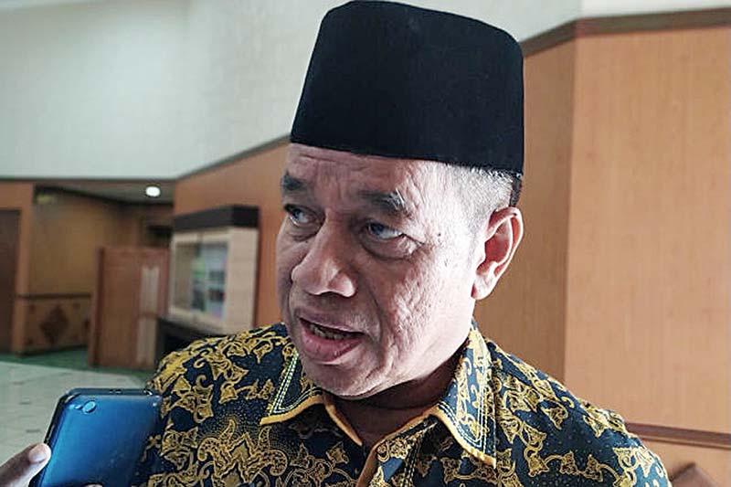 Ahmad Syah  Jabat Plh Sekdaprov Tiga Pekan