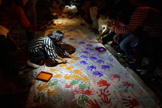 Mahasiswa Lintas Agama Kecam Aksi Terorisme