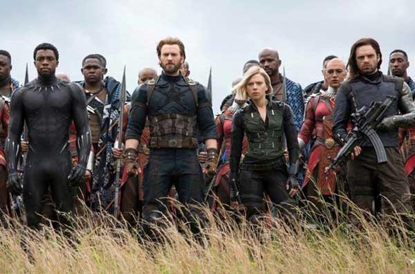 Avengers Infinity War Cetak Rekor