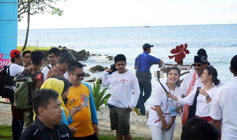 Tol Rampung, Bidik Sejuta Wisatawan
