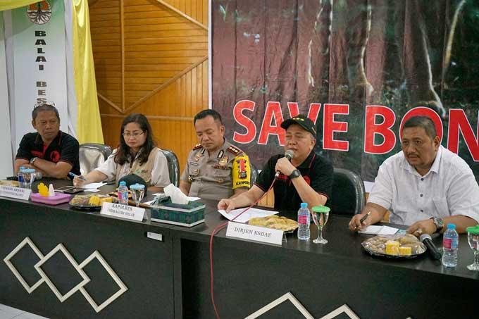 Penyelamatan Bonita Proses Terpanjang dalam Sejarah