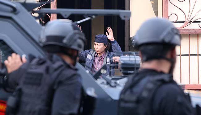 Pimpinan JAD Pekanbaru Terduga Provokator Kerusuhan