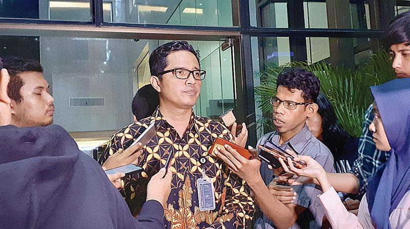Pejabat PU hingga Anggota Dewan Diperiksa KPK