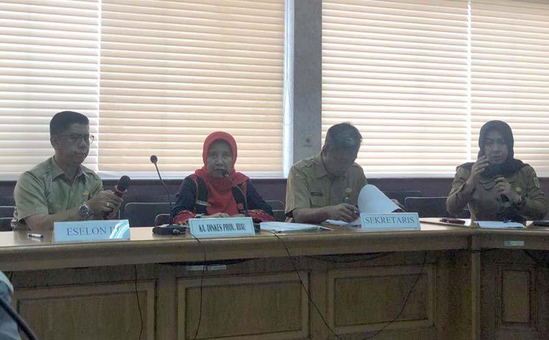 Generasi Sehat Menuju Riau Bersatu