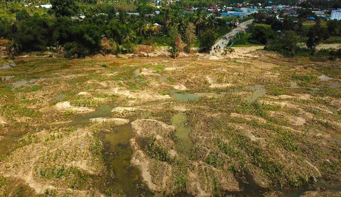 Perumahan Tenggelam Jadi Memorial Park