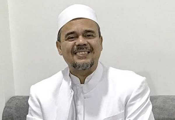 Habib Rizieq Tak Langgar Hukum