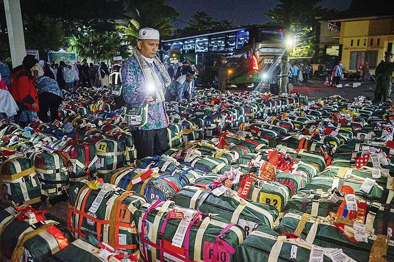 2.675 Jamaah Haji Riau Sudah Kembali