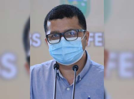 Gubri Dipindahkan ke RSUD, Mohon Doa Masyarakat