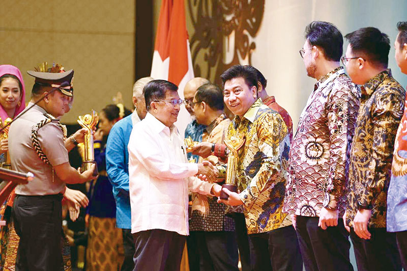 April Group Raih Primaniyarta Award  2019