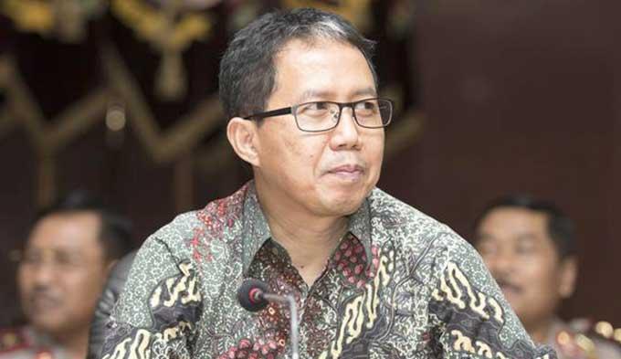 Plt Ketua Umum PSSI Tersangka