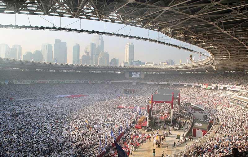 Prabowo: Yakinlah Kita Pasti Menang