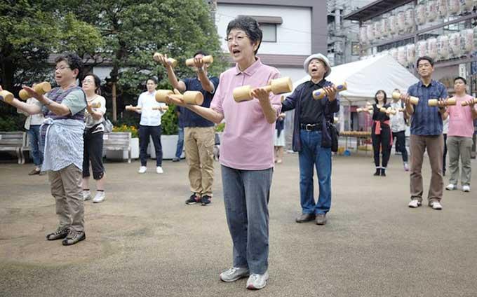 Lansia Jepang Pilih Penjara Tempat Bertahan Hidup