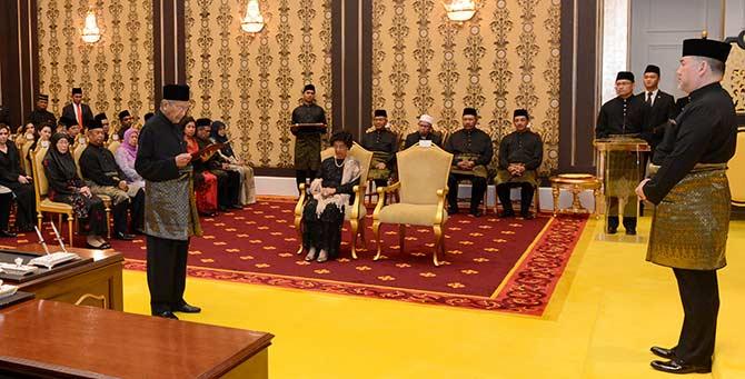 Mahathir Dilantik, Malaysia Libur 2 Hari