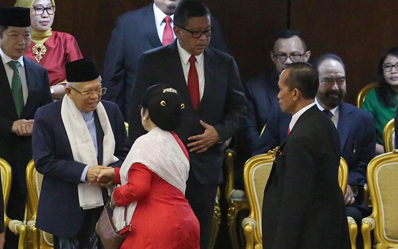 Hubungan Megawati-Surya Paloh Memburuk
