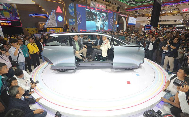 Daihatsu Hadir dengan Konsep Kekinian