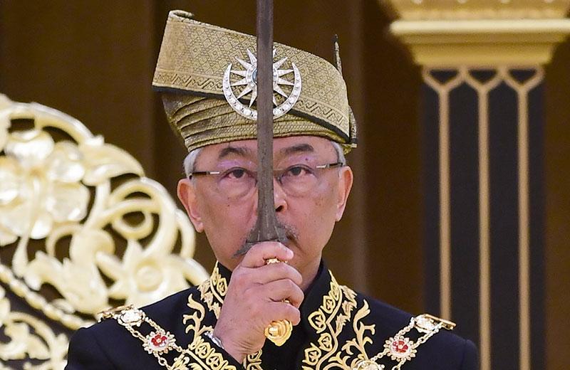 Abdullah Jadi Raja Malaysia