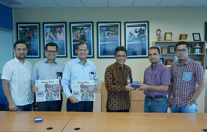 Ekonomi Riau Melambat, Inflasi Meningkat