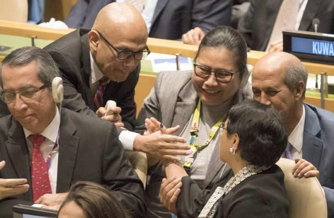 Jadi Anggota Tidak Tetap DK PBB, RI Dorong Dialog
