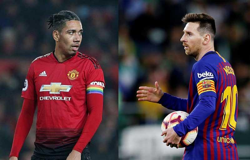 Di Bawah Ancaman Messi